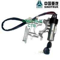 SINOTRUK parts Key Start Switch