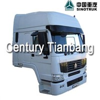 SINOTRUK parts howo cab assembly