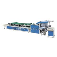 Semi-Automatic Flute Laminating Machine/Filling Machine