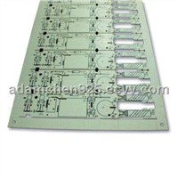 Single-sided PCB, Made of CEM-1 Material, with 1.6mm Board Thickness