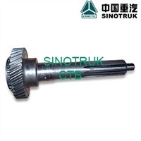 Sinotruk Parts Input Shaft