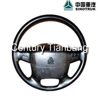 Sinotruk Parts Steering Wheel