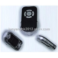Solar Bluetooth Car Kit with TTS Function for Your Car