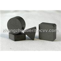 Solid CBN cutting tools
