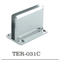 Square hypotenuse 90 degrees bathroom clamp TER- 031