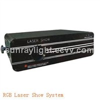 Stage Laser Lighting