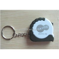 Tape Measure with keyring