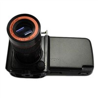 Telescope camera with 12 megapixels support  10km far take photos