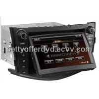 Toyota New RAV4 in dash car dvd player with gps navigation/Radio/Bluetooth