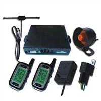 Two Way Car Alarm System With Engine Start