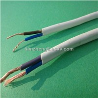 Two core pvc jacket wire (CCC approved)