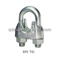 US Type Malleable Wire Rope Clips-China rigging hardware factory, manufacturer