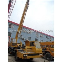 Used KATO 30Tons Fully Hydraulic Truck Crane / Mobile Crane