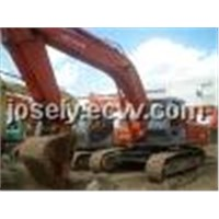 Used Low price Hitachi EX160WD excavators