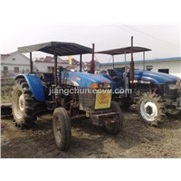 Used Wheel Tractor