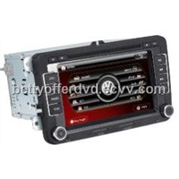 Volkswagen car dvd with gps/Radio/Bluetooth/Two can way bus/OPS/MFD function