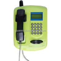 W811:GSM Outdoor IC/Smart Card Payphone