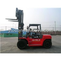 Wheel Forklift CPCD80 with Diesel Engine