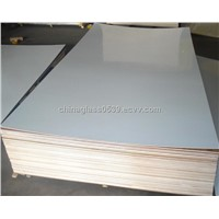 White Polyester MDF / Plywood for Furniture