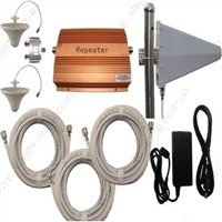 Wholesale HR-GSM990 GSM 900hmz cell phones signal booster with out door antenna  in door antenna