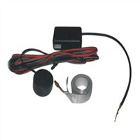 Wireless electromagnetic parking sensor  with buzzer