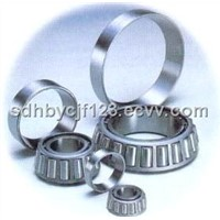 Without seal chrome steel taper roller bearing 30206