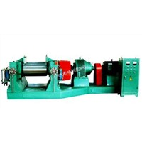 XK Open Mixing Mill Machine