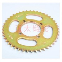 YD1101 LIBERO 428-44T Motorcycle Sprocket