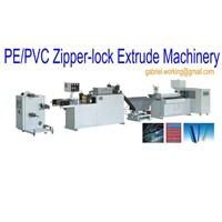 ZIP Series Plastic Zipper Extruder Machinery