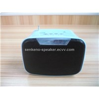 active card speaker with tf card