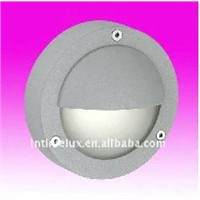 aluminium superbright exterior led eyelid wall light lamp