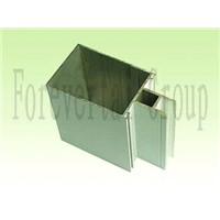 aluminum extrusion profiles for curtain wall