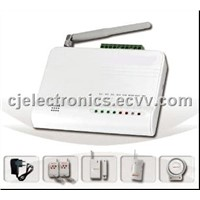 Burglar Alarm System - CJ-818M3A New GSM Alarm System with Home Appliance Control