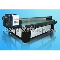 durable digital flatbed steel printer high efficiency uv ink printing machine