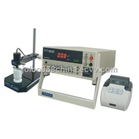 faucet Plating Thickness Electrolytic measure instrument
