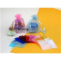 gift bag, sheer organza bags