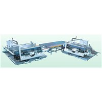 glass double straight edge production line supplier