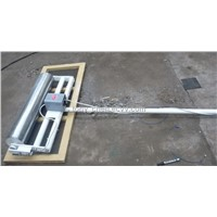heat roller for sports surface