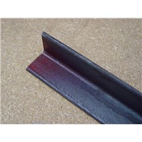 hot rolled  steel angle bar specification Q235 Q345