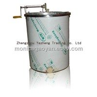 hot sale 4 frames stainless steel honey extractor