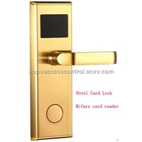 Hotel RFID Card Lock for Luxury Hotel  RF-801J