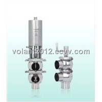 shut off & divert valves