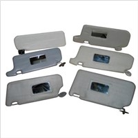 lincoln automobile sun visor