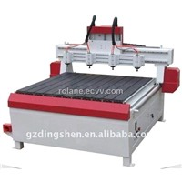 multihead woodworking cnc router