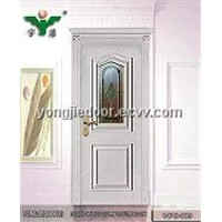 nice wooden door from yongjie