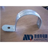 one hole electrical metallic tubing strap