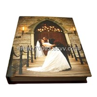 photo cover wedding album