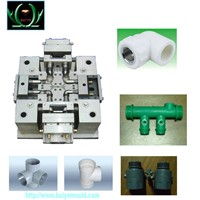 plastic all kind pipe fitting injection mould