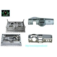 plastic auto part mould truck car vehile instrument panel