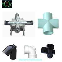 plastic industry pipe fitting injection mould